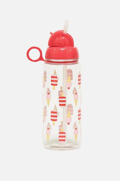 Spring Drink Bottle, RED ICE CREAMS