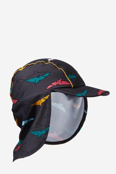 Swim Hat, NEW SHARKS