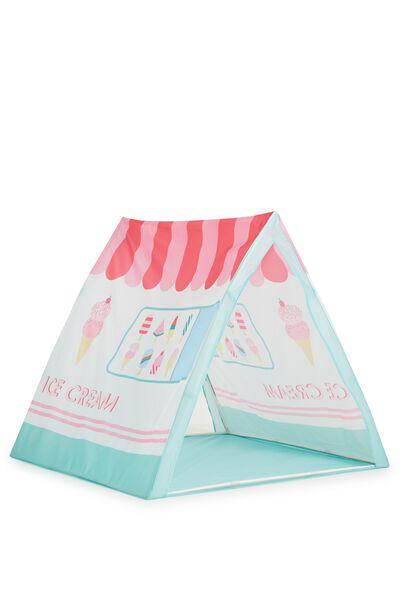 Kids Play Tent, ICE CREAM SHOP