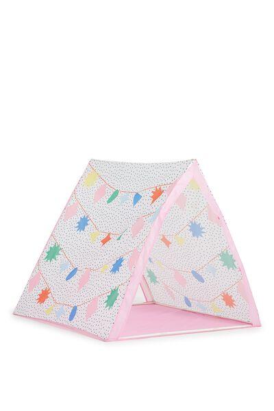 Kids Play Tent, SUMMER GARLAND