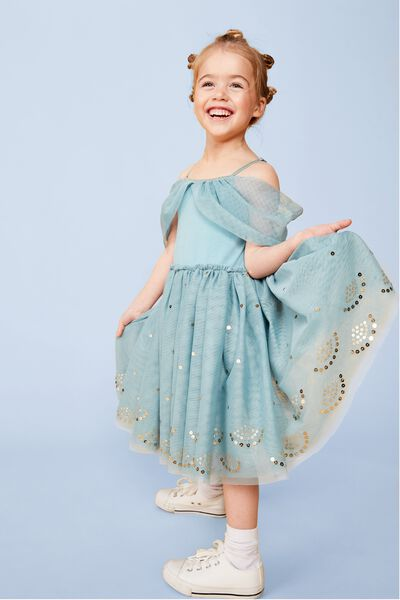 Iris Tulle Dress, LCN DIS/JASMINE