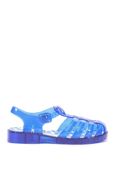 Amalfi Jelly Sandal, NAVY