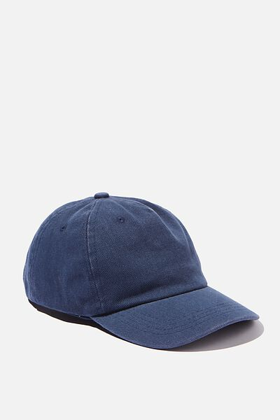 Kids Baseball Cap, NAVY BLUE