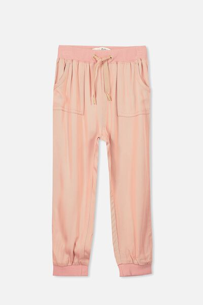 Alexa Jogger Pant, ROSE DAWN
