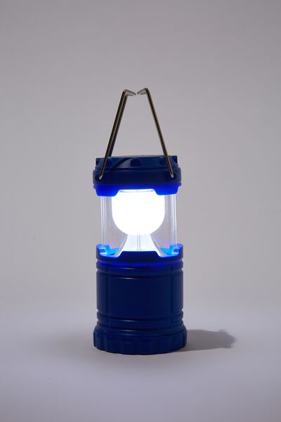 Pop Up Lantern, BLUE