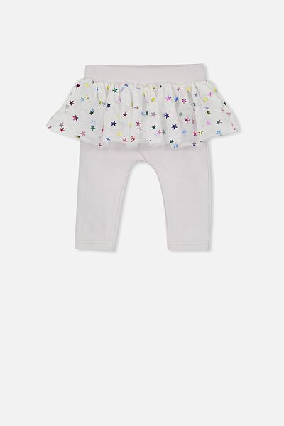 Bella Mini Legging, WINDCHIME/RAINBOW STARS