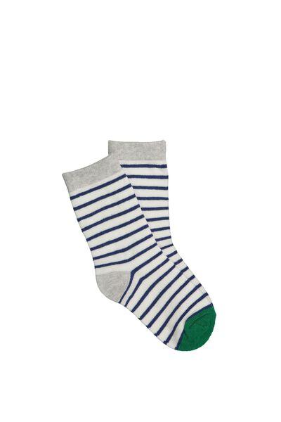 Fashion Kooky Socks, CARNIVAL GREEN POP