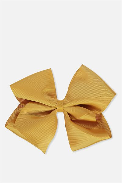 Statement Bows, MARIGOLD