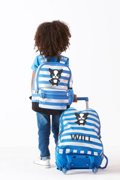 Sunny Buddy Wheelie Suitcase Personalised, MAX