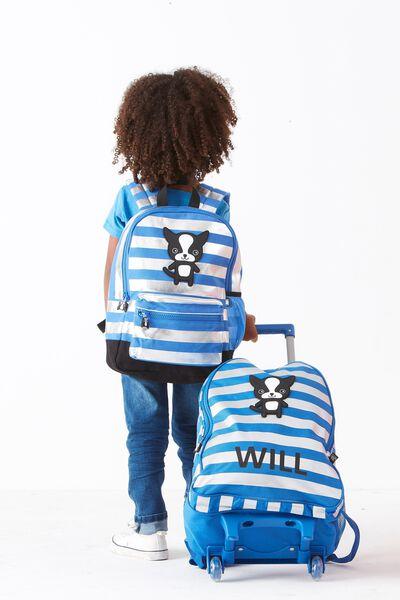Sunny Buddy Wheelie Suitcase Personalised, MAX