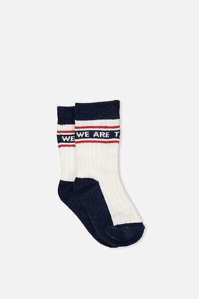 Fashion Kooky Socks, FUTURE STRIPE