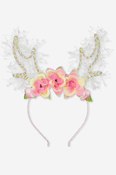 Novelty Headband, BOHO CHRISTMAS