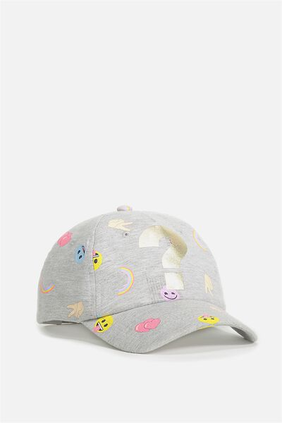 Licensed Baseball Cap, EMOJI DO YOU SPEAK EMOJI