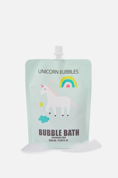 Bubble Bath, UNICORN BUBBLES