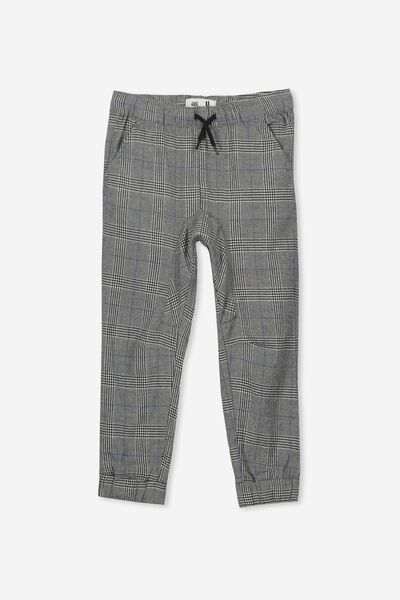 Logan Cuffed Pant, PRINCE OF WALES CHECK