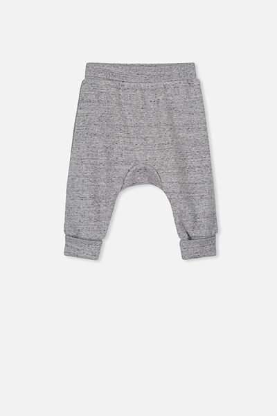 Charlie Trackpant, CHARCOAL HEATHER
