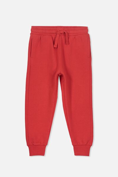 Lewis Trackpant, RALLY RED