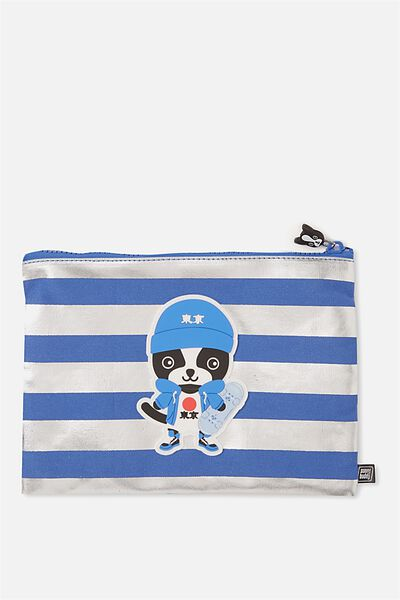 Sunny Buddy A4 Pencil Case, MAX