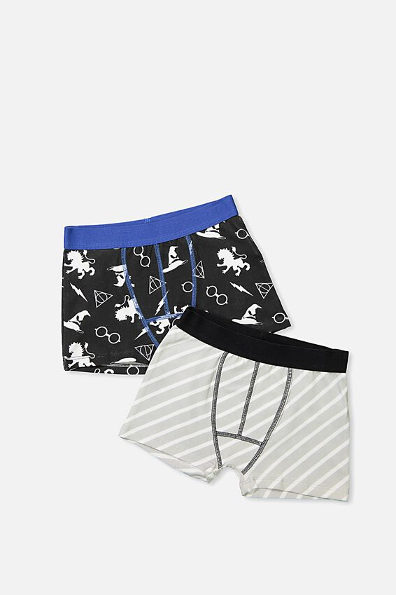 Harry Potter 2 Pack Trunks, LCN HARRY POTTER MIX