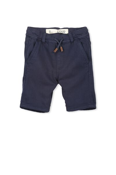 Ryan Slouch Short, NAVY
