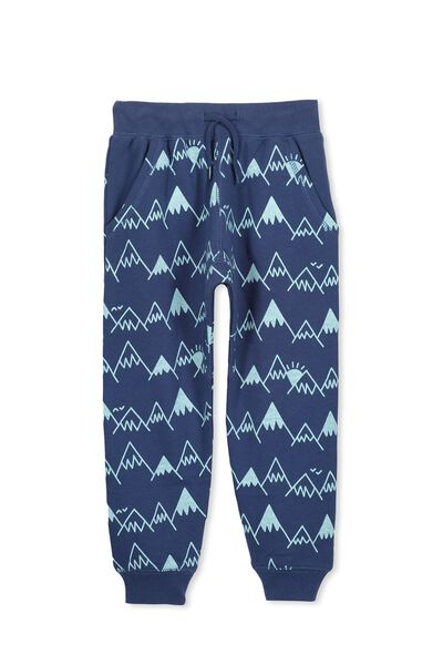 Luca Trackpant, CAPTAIN BLUE/MOUNTAINS