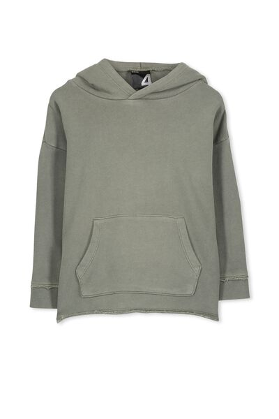 Ace Active Hoodie, WASHED PISTACHINO GREEN
