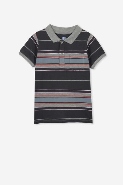 Kendricks Polo, VINTAGE STRIPE