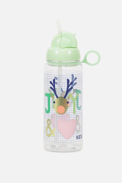Spring Drink Bottle, JOY & LOVE