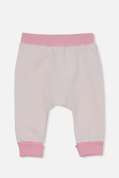 Sully Trackpant, CALI PINK/CRYSTAL PINK