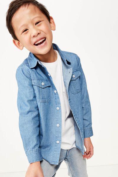 4b6fad239 Boys Shirts - Polo Shirts & More | Cotton On