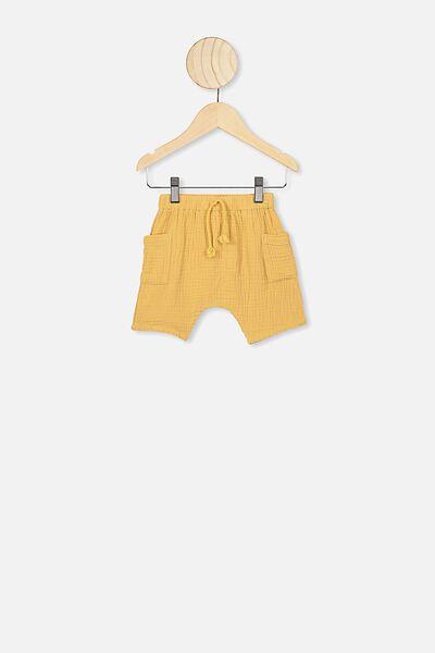 Jordan Shorts, VINTAGE HONEY