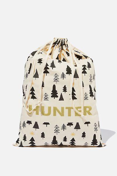 Santa Sack Personalised, HIPSTER