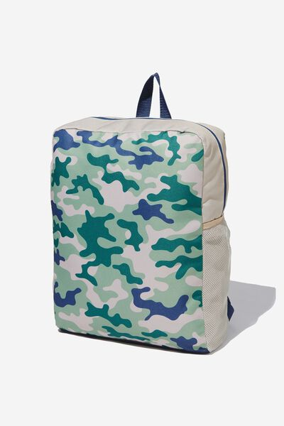 Back To School Backpack, CAMO