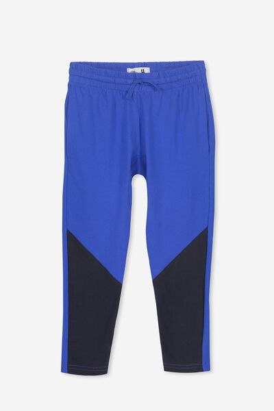 Miles Slouch Pant, ULTRA BLUE/SPLICE