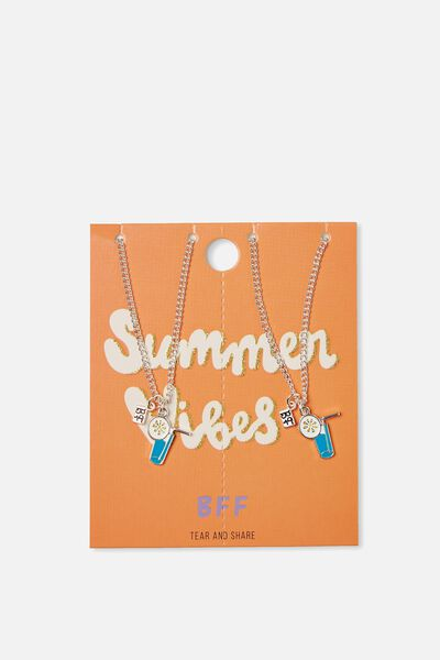 Bff Necklace, SUNGLASSES