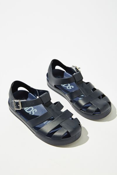Jelly Sandal, VINTAGE NAVY