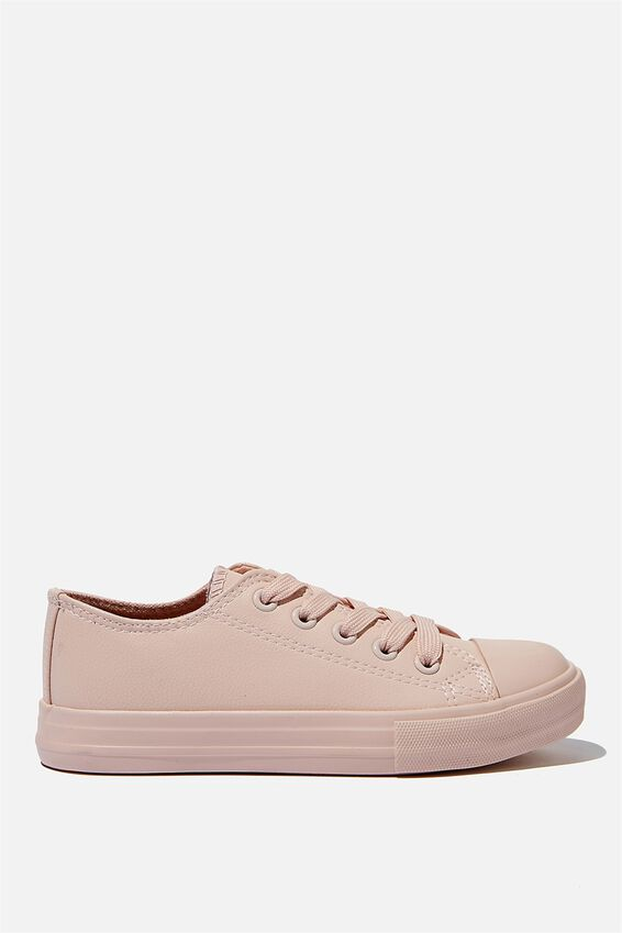 Kids Classic Trainers, PEACH WHIP