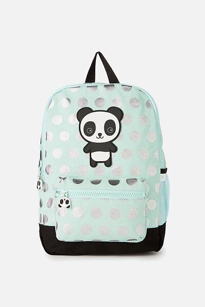 Sunny Buddy Canvas Bag, OLI