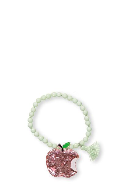 Fruity Charm Bracelet, APPLE