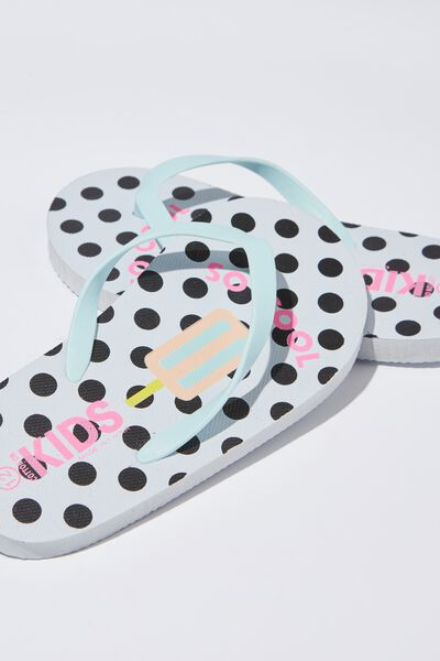 Printed Flip Flop, G SO COOL