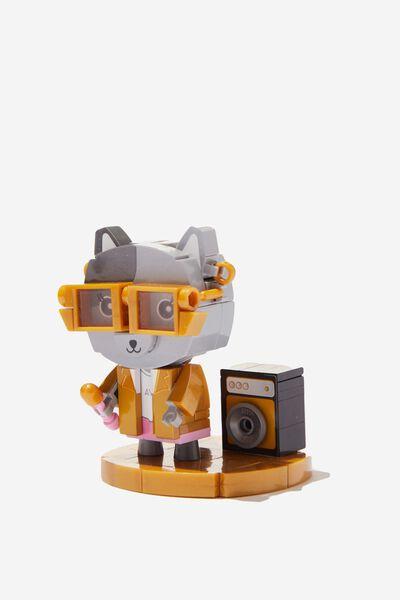 Sunny Buddy Blocks Character 200Pc, AVA ROCKSTAR