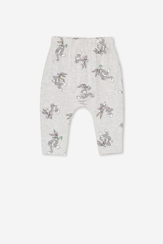 The License Legging, LCN WB CLOUD MARLE/BUGS BUNNY