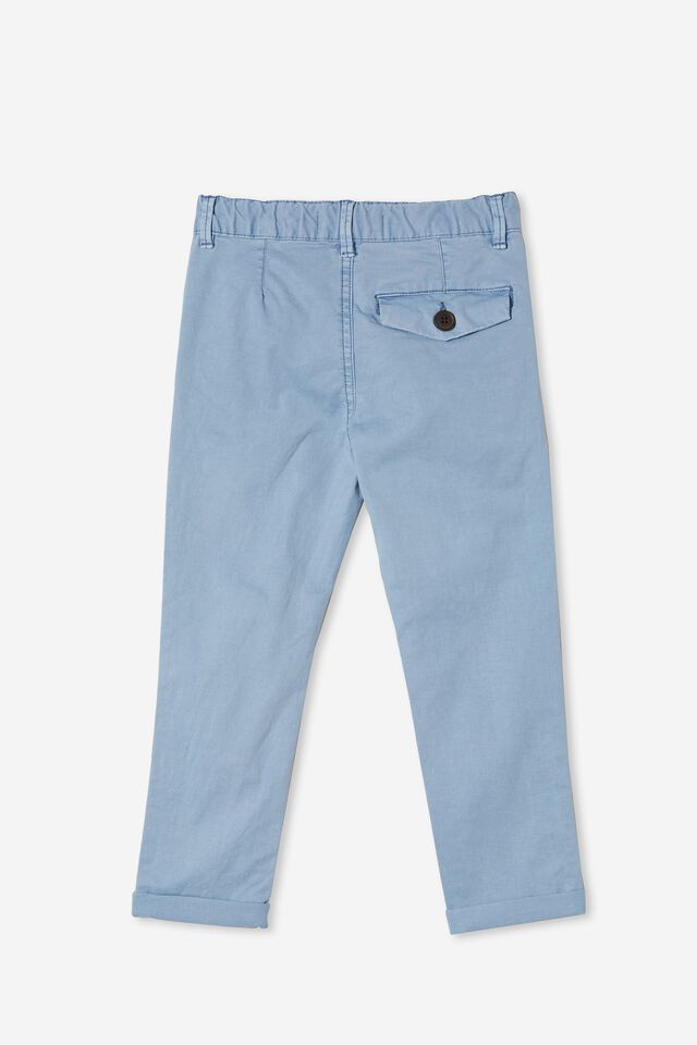 Roller Chino, DUSTY BLUE