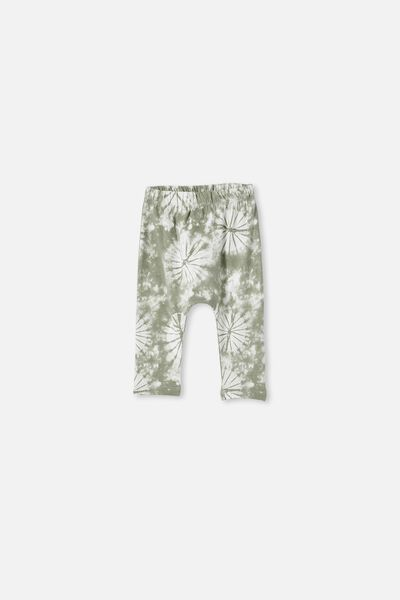 The Legging, SILVER SAGE TIE DYE