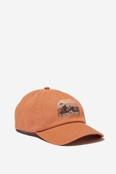 Licensed Baseball Cap, LCN DIS/THE LION KING