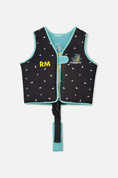 Swim Vest -Personalised, CROC