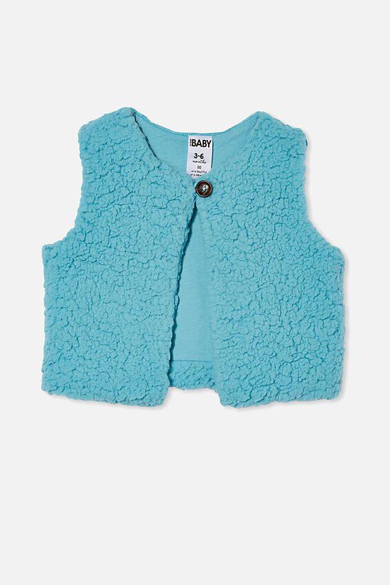 Alex Vest, BLUE ICE
