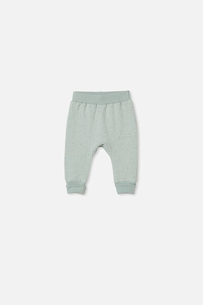 Tatum Trackpant, STONE GREEN