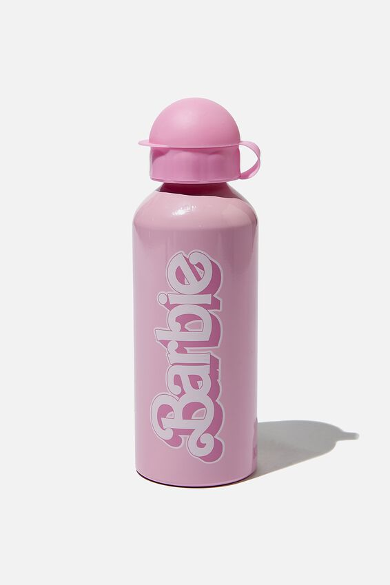 Barbie Aluminium Drink Bottle, LCN MAT BARBIE