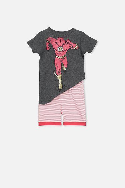 Joshua Short Sleeve Pyjama Set, I AM THE FLASH
